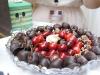 fresas con choclate