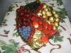 Fruta Corazon Cesta