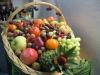 Cesta fruta variada